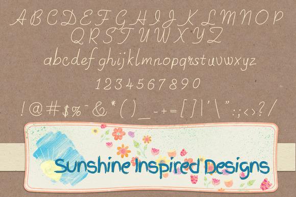 Font No.13, No.14 and No.15 example image 4