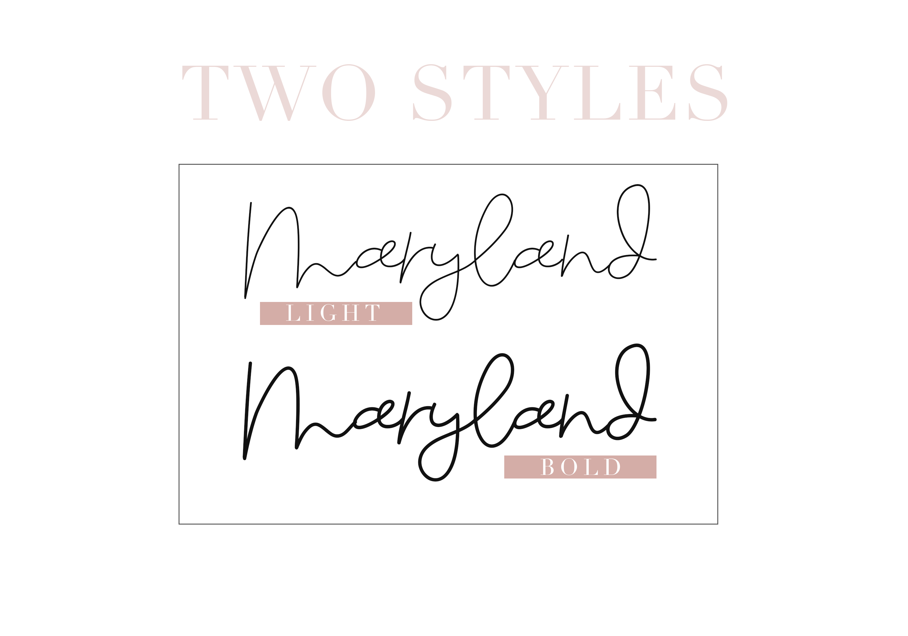 Maryland - A Fun Script Font example image 8