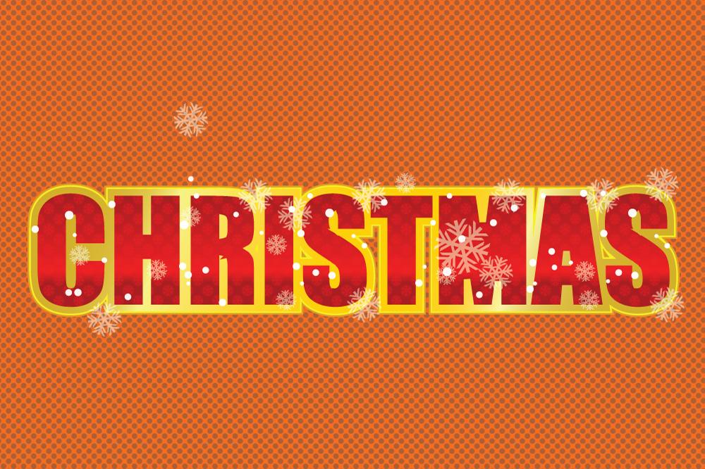 10 Retro Christmas Style for Adobe Illustrator example image 6