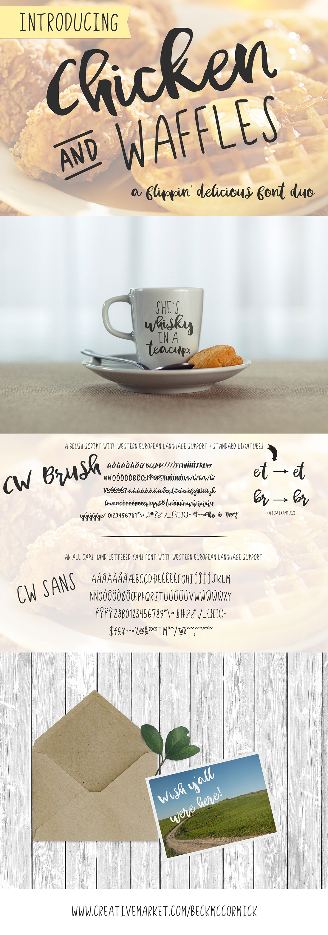 The Crafter's Font Bundle example image 22
