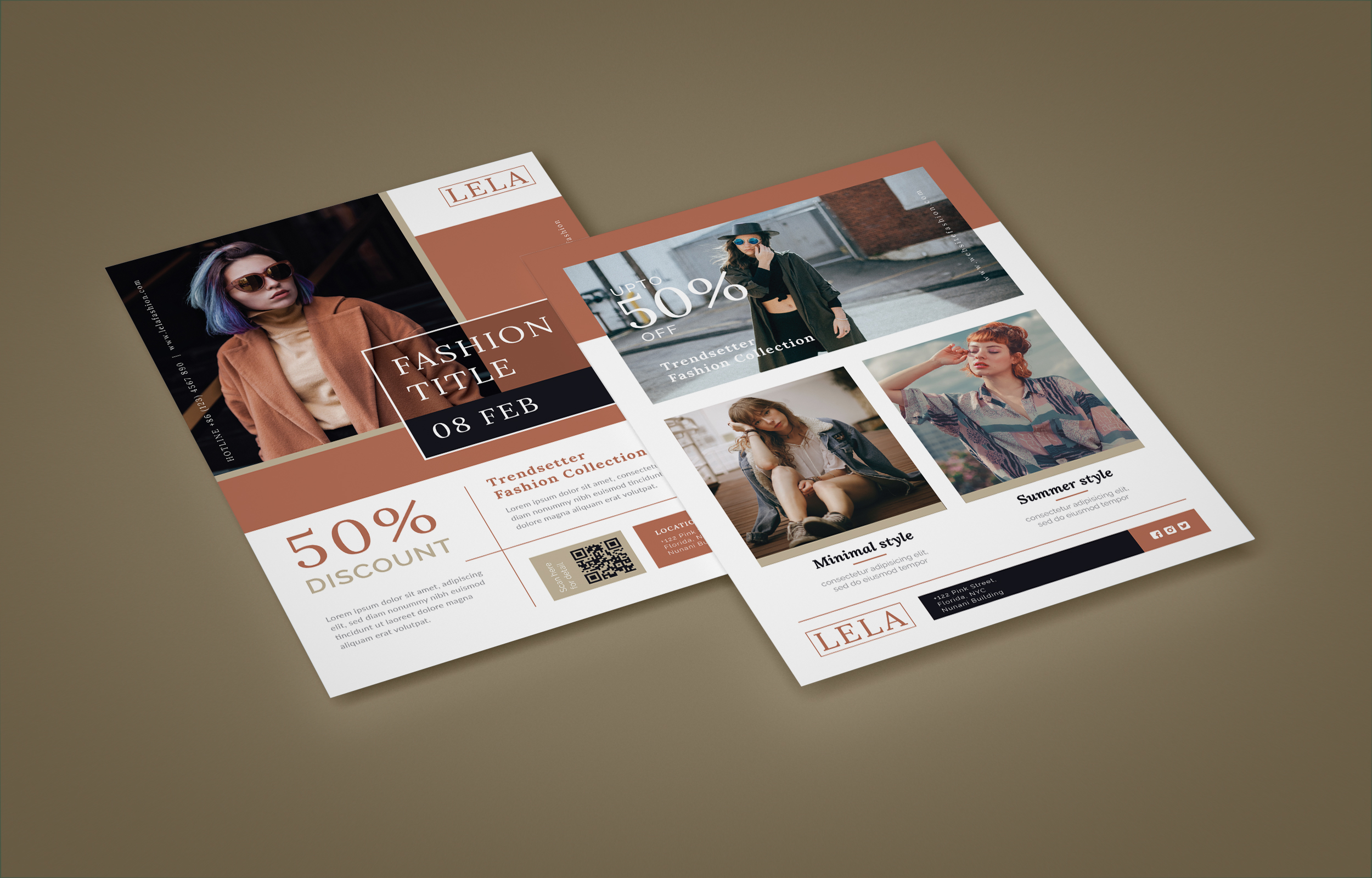 Fashion flyer example image 5