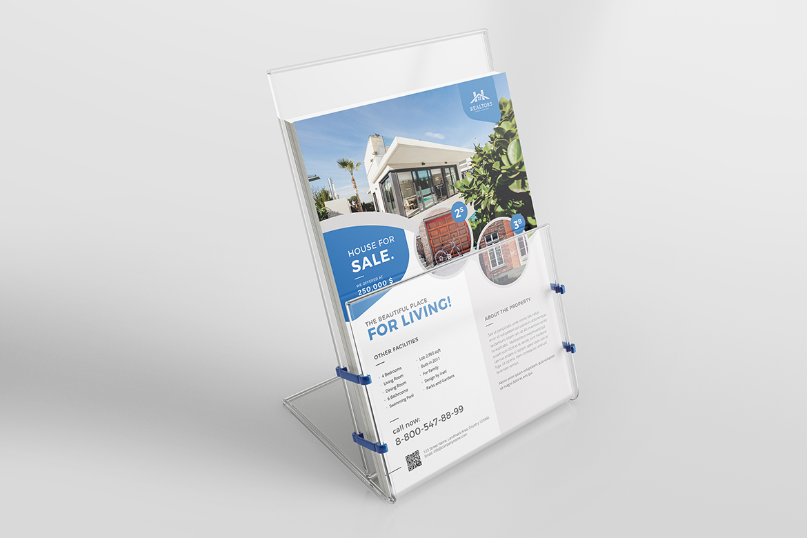 Real Estate Flyer example image 2