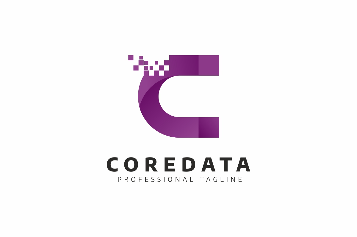 Coredata C Letter Logo example image 1