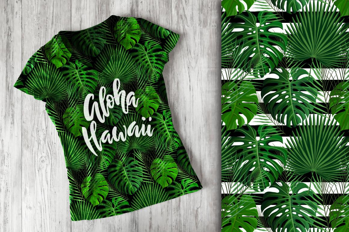 Tropical Summer Patterns + Bonus! example image 11