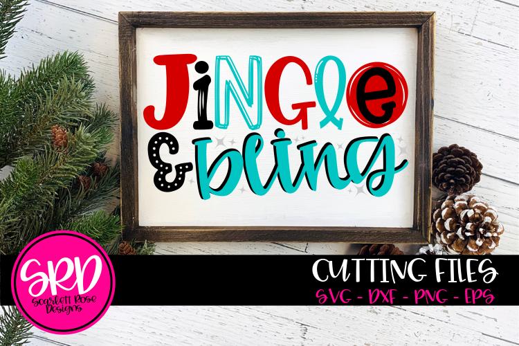 Jingle & Bling SVG example image 1