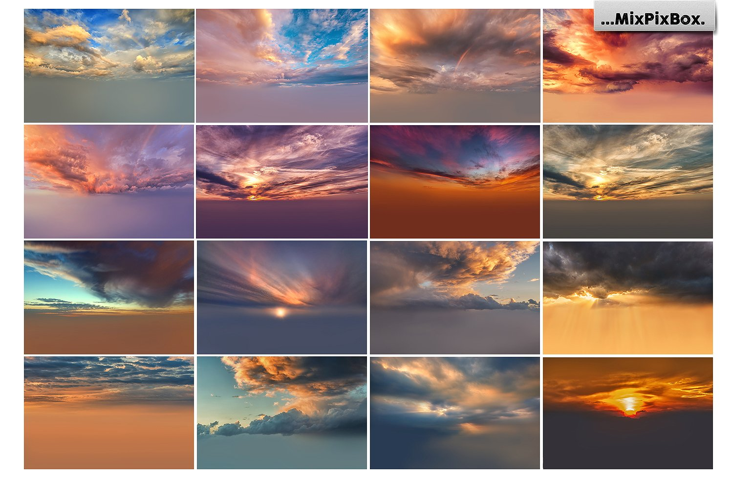 Beautiful Sky Overlays example image 5