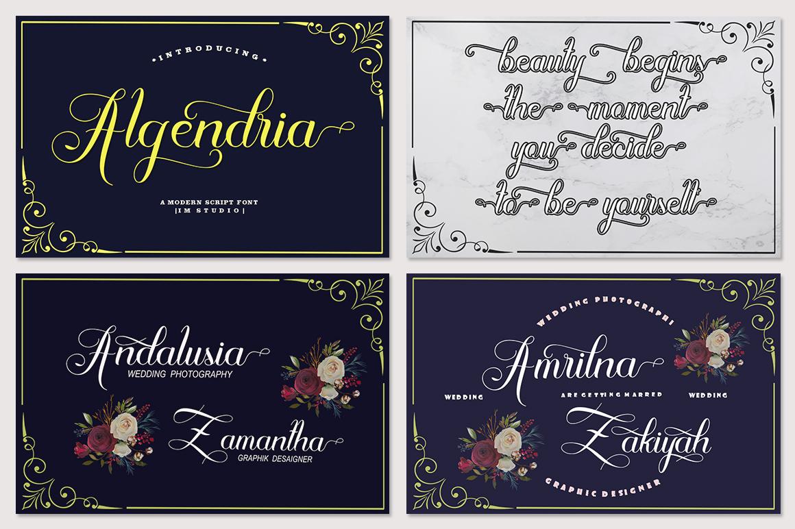 Fantastic Beautiful Bundle 10 Collection Font example image 3