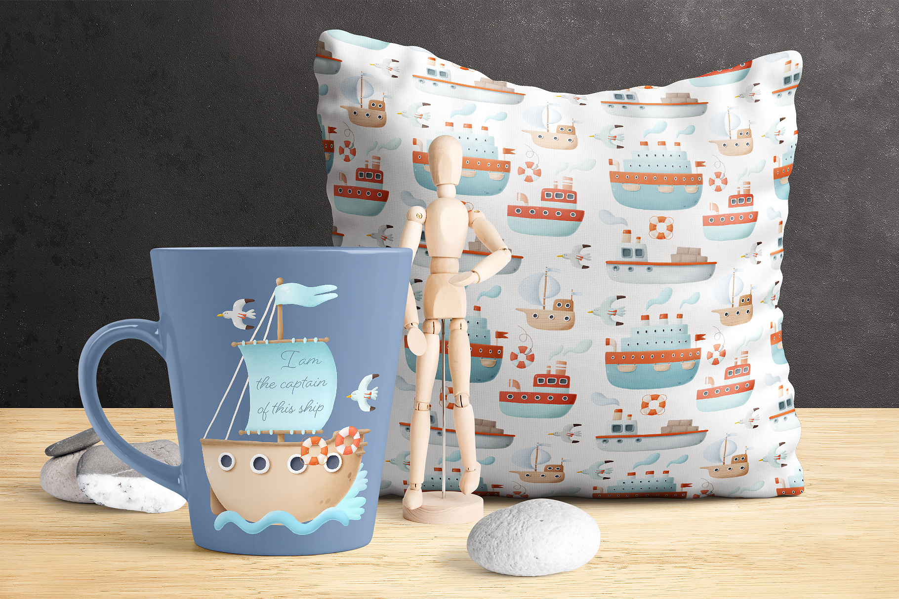 Nautical clip art collection example image 4