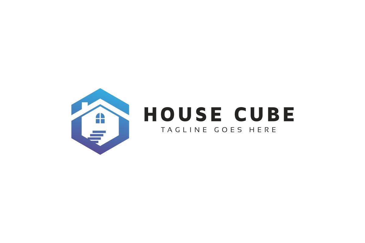 House Cube Logo example image 2