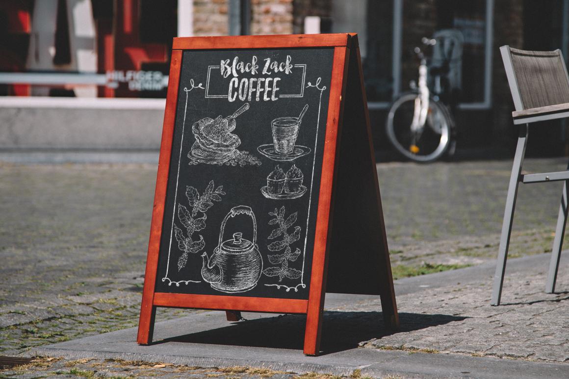 Watercolor Coffee (promo 50%) example image 6