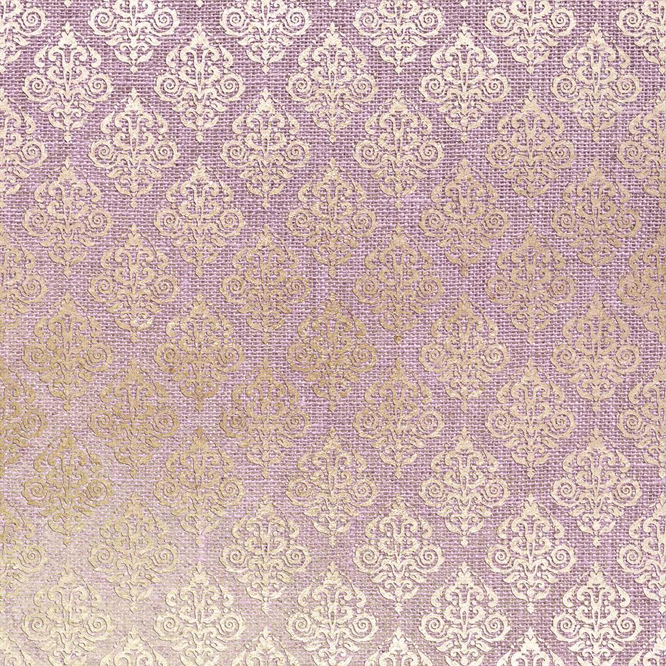 Wedding Gold Flowers Digital Paper example image 3