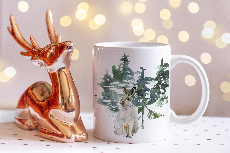 Mug Mockup-christmas example image 2