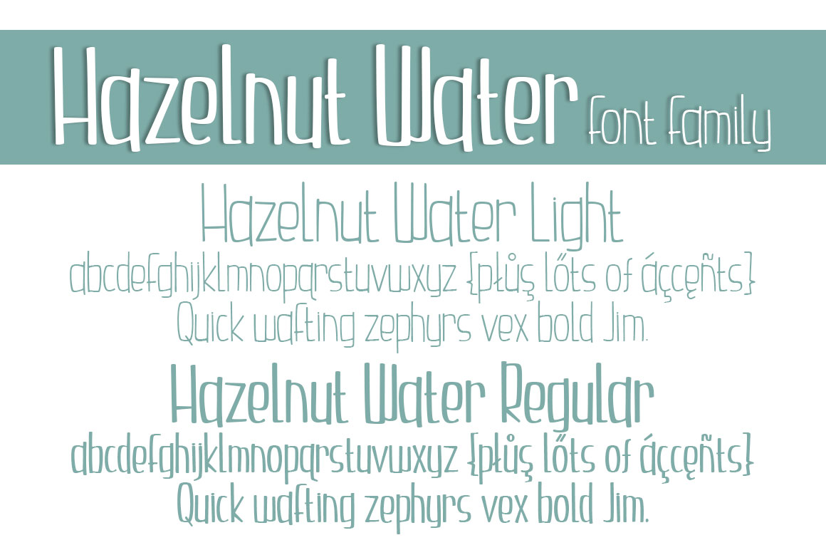 Hazelnut Water example image 3