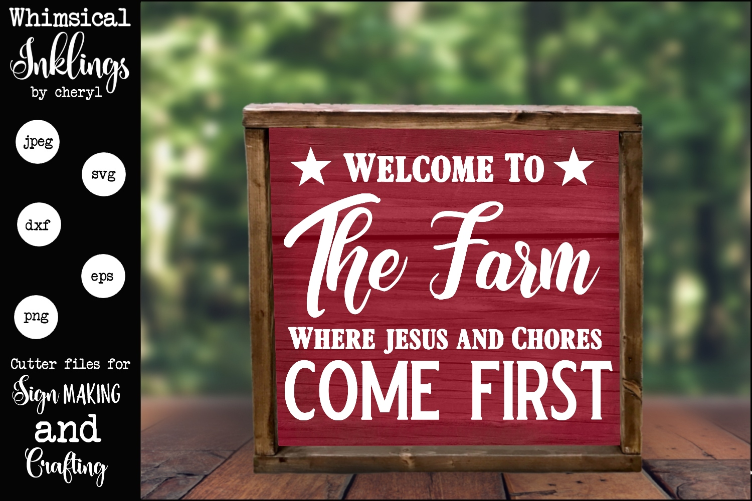 The Farm SVG example image 1