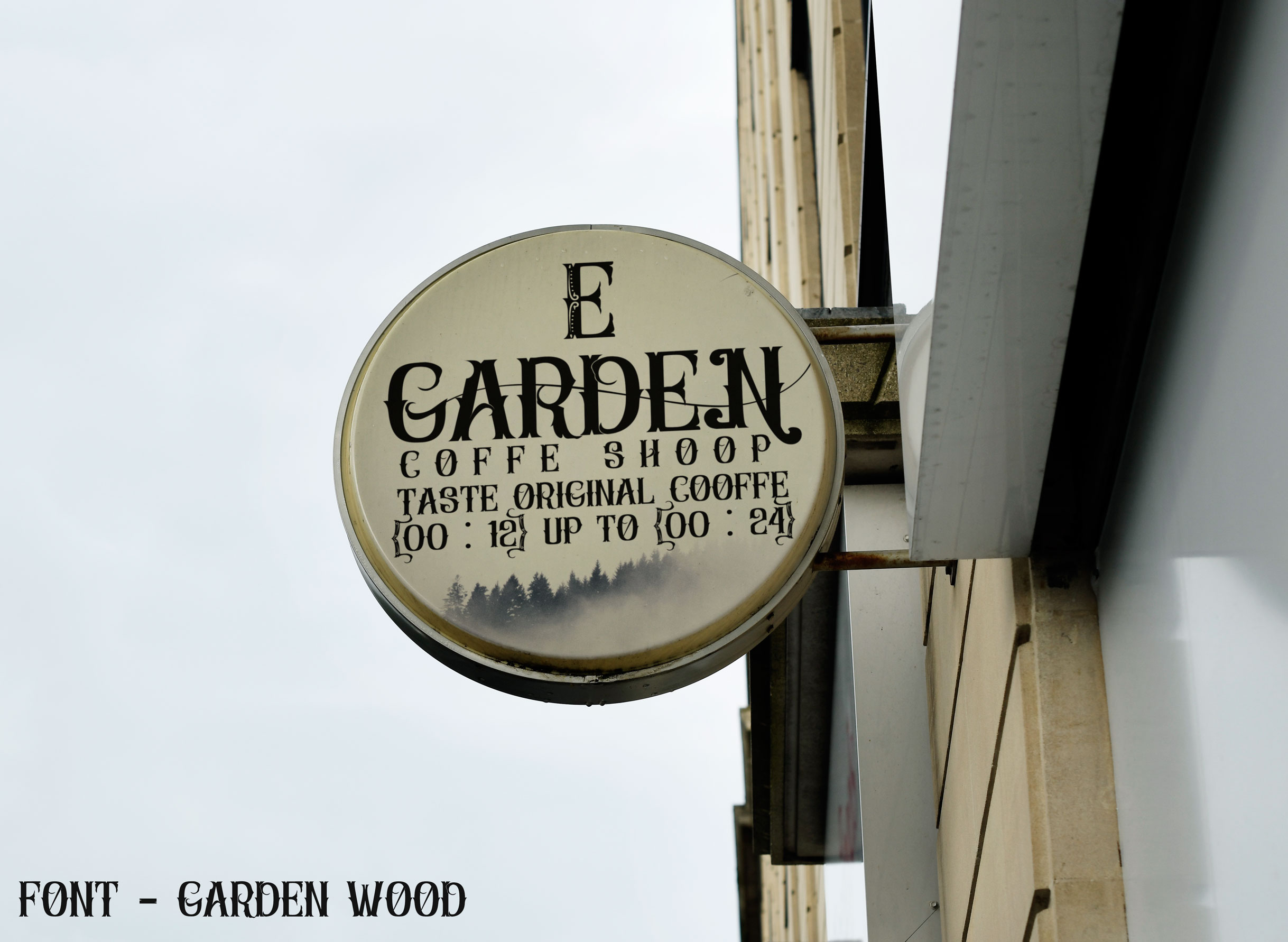 Garden Wood example image 13