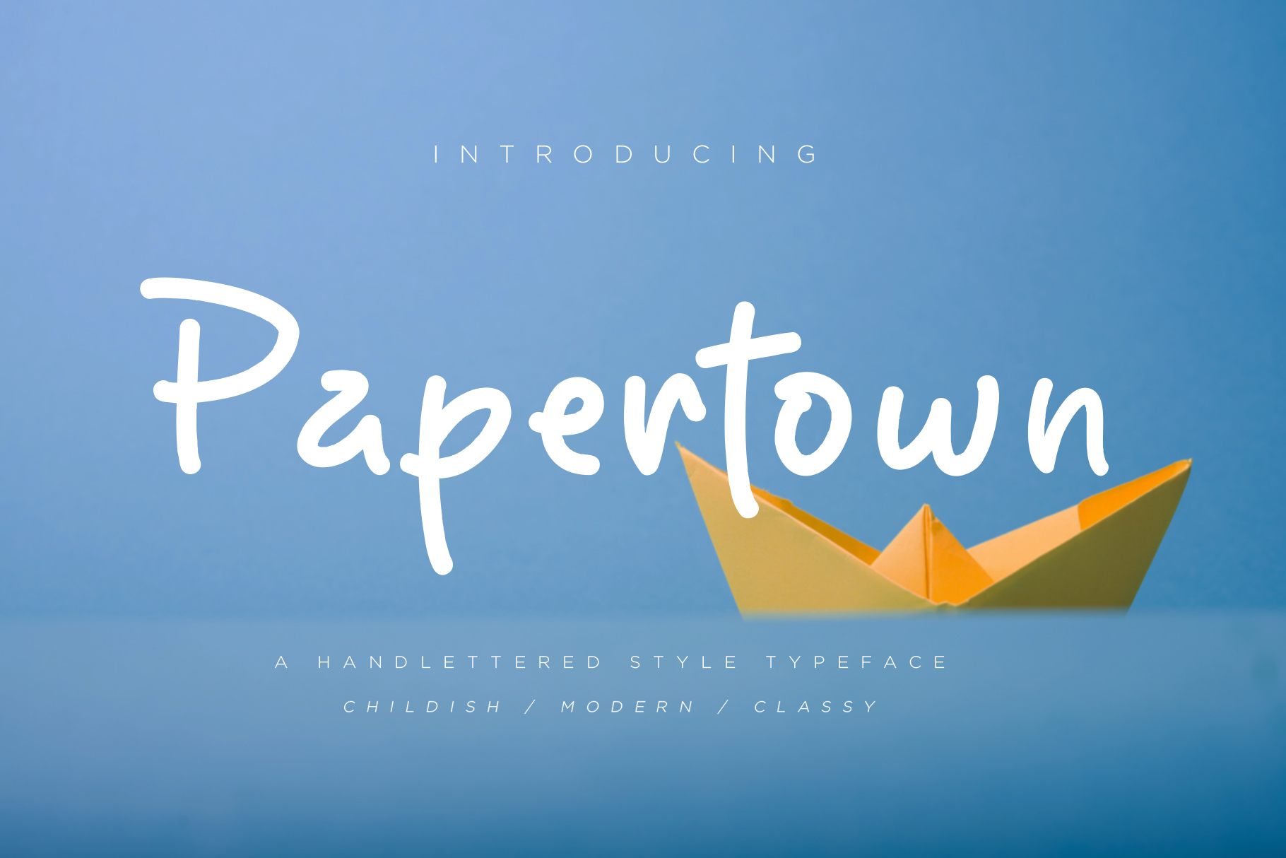 Papertown example image 7