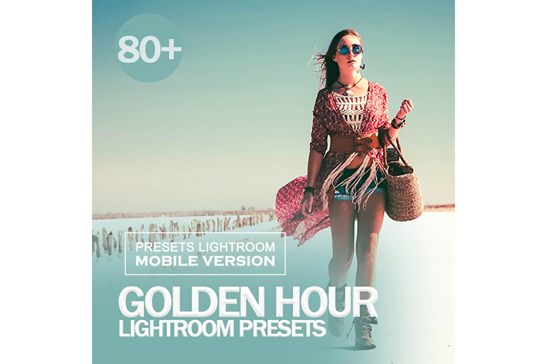 Golden Hour Lightroom Mobile Presets example image 1