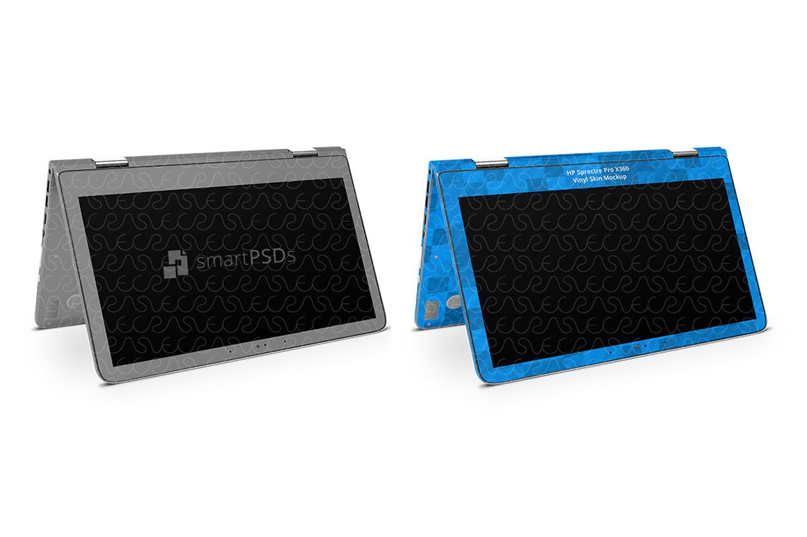 HP Spectre Pro X360 G2 Laptop Skin Design Template 2018 example image 2
