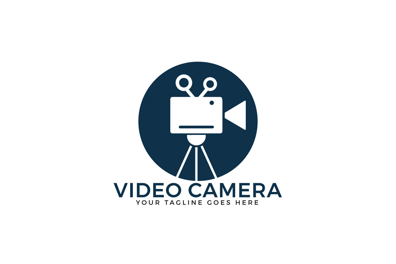 Video Camera Logo Design. example image 1