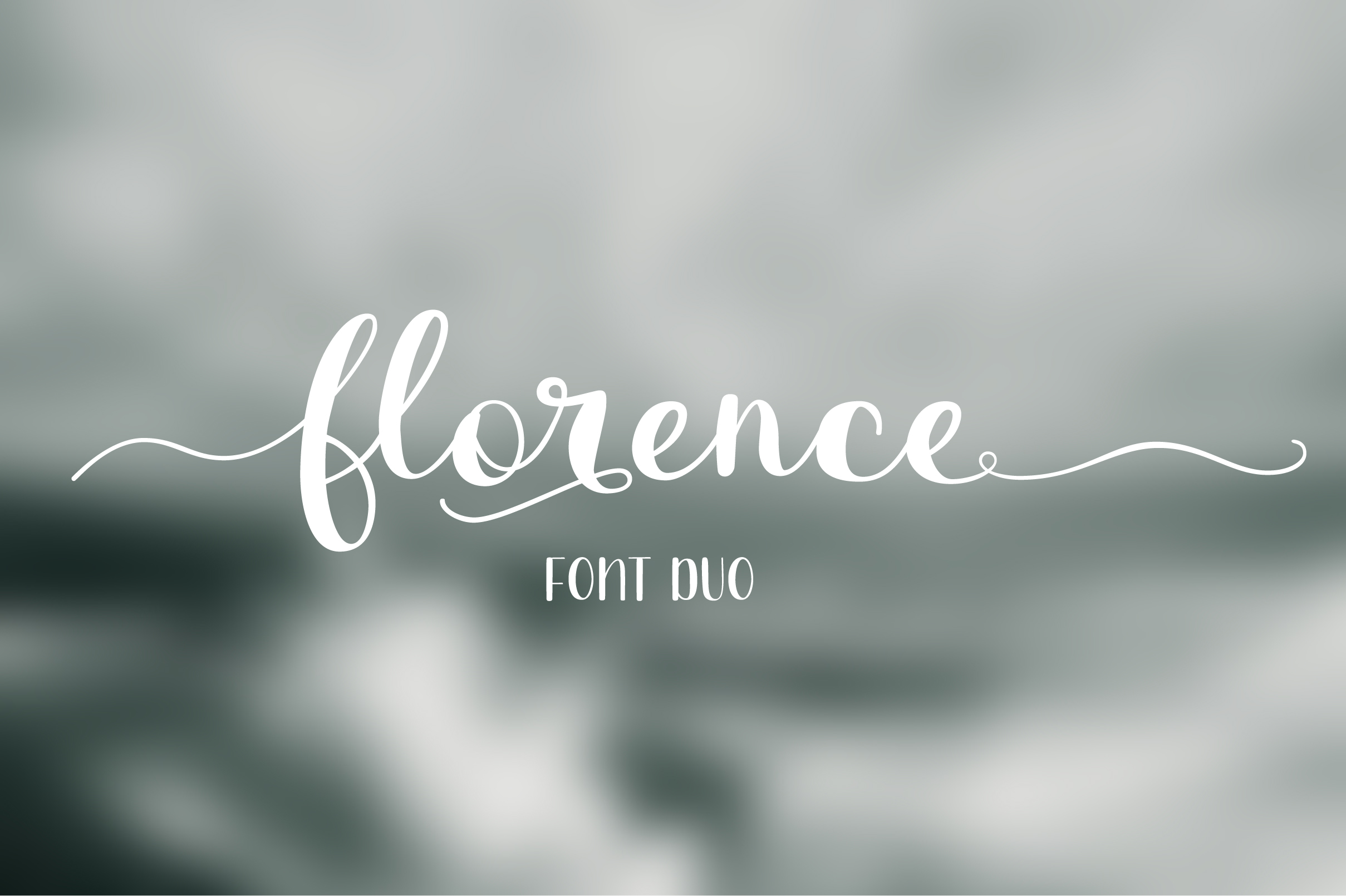 Florence Font Duo example image 1