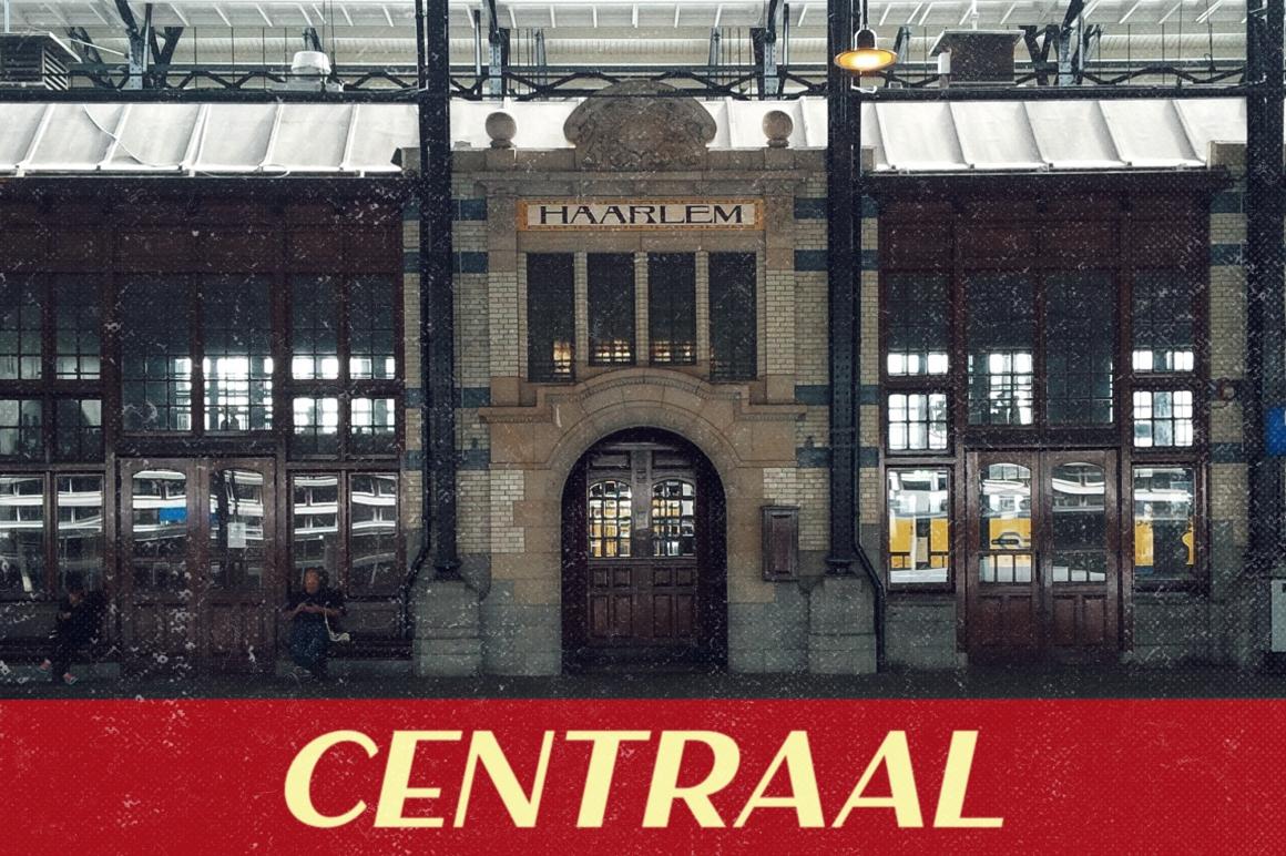 Haarlem Sans example image 2