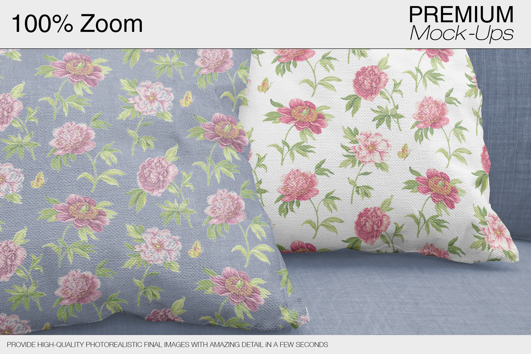 Pillow Mockups example image 9