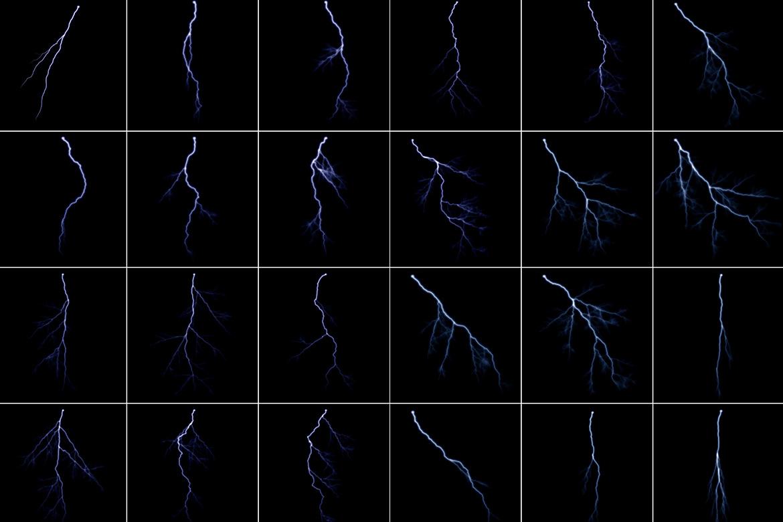 100 Lightning Overlays Vol. 1 example image 3