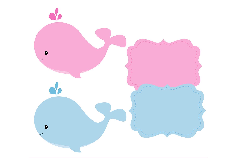 whale digital paper sea animals background nautical