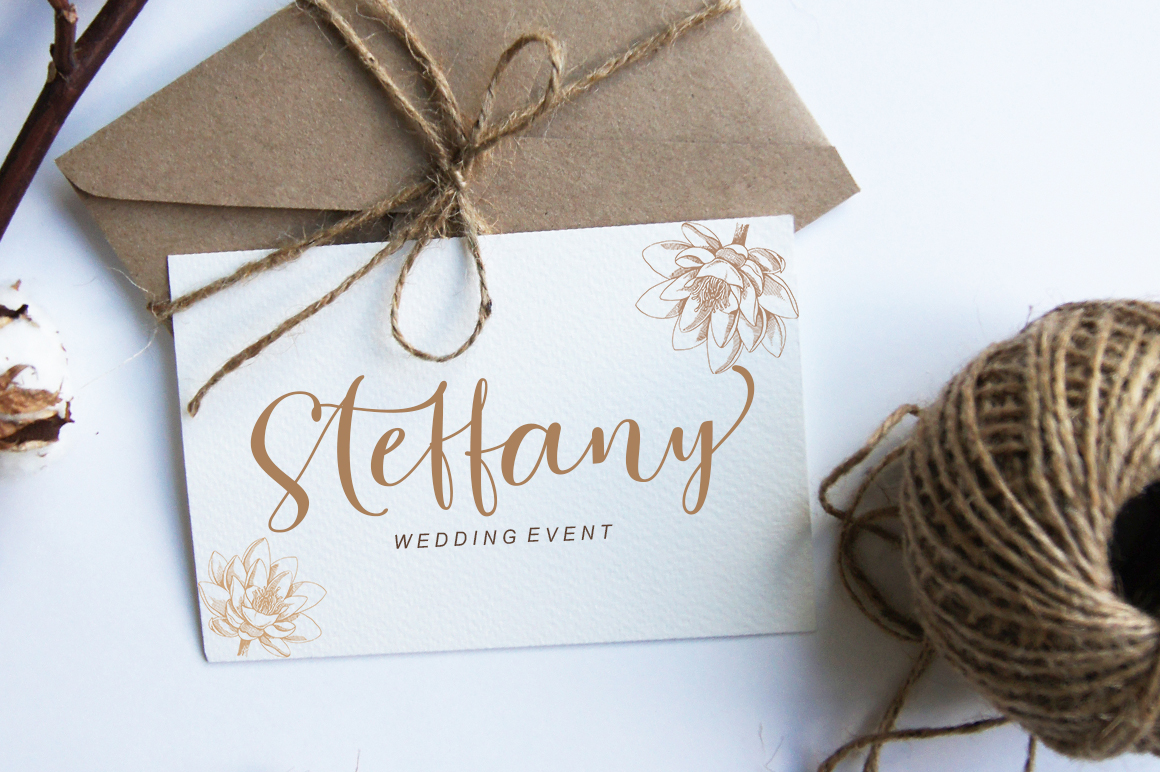 Stay Stopeer | Font Duo example image 13