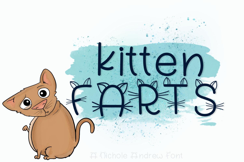 Kitten Farts example image 1