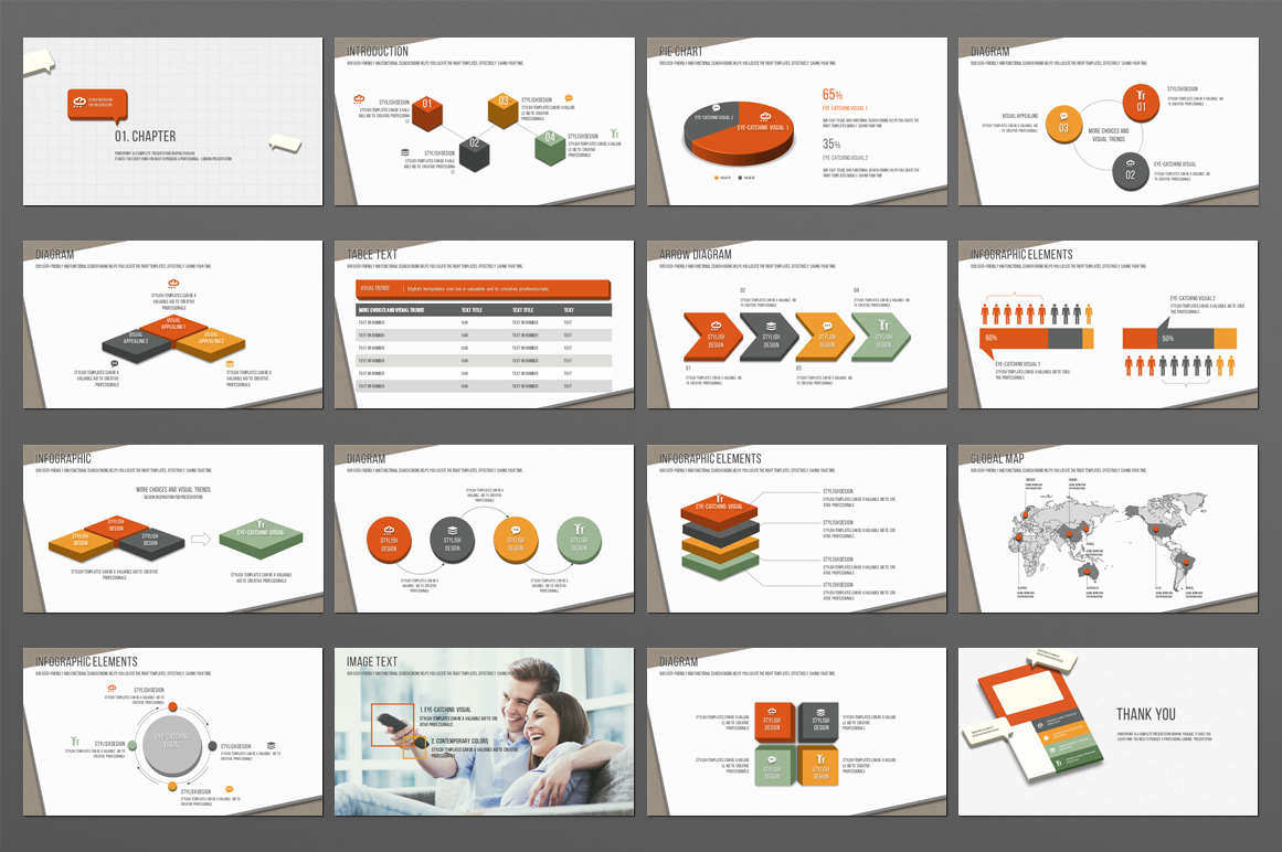 Box PPT Template example image 8