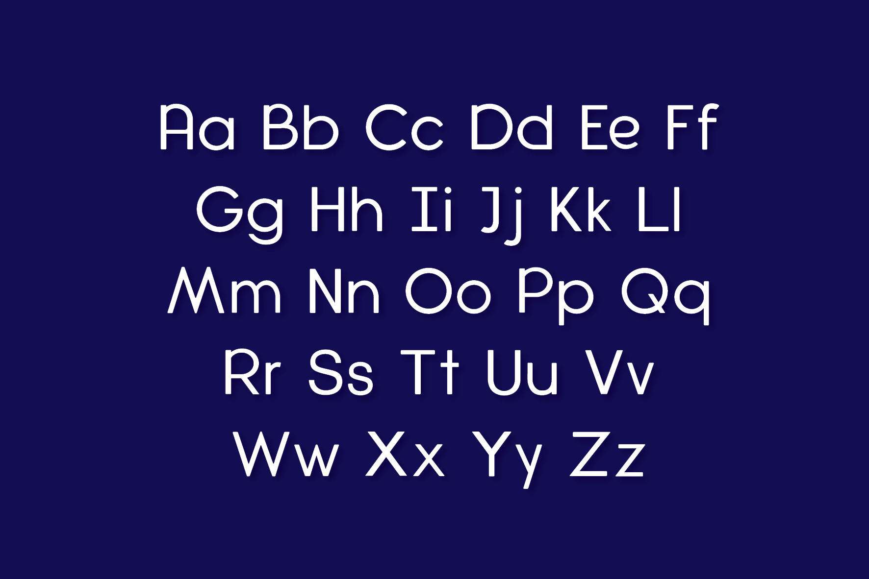 Diamanda Font Family Bundle includes 6 crafting fonts example image 14