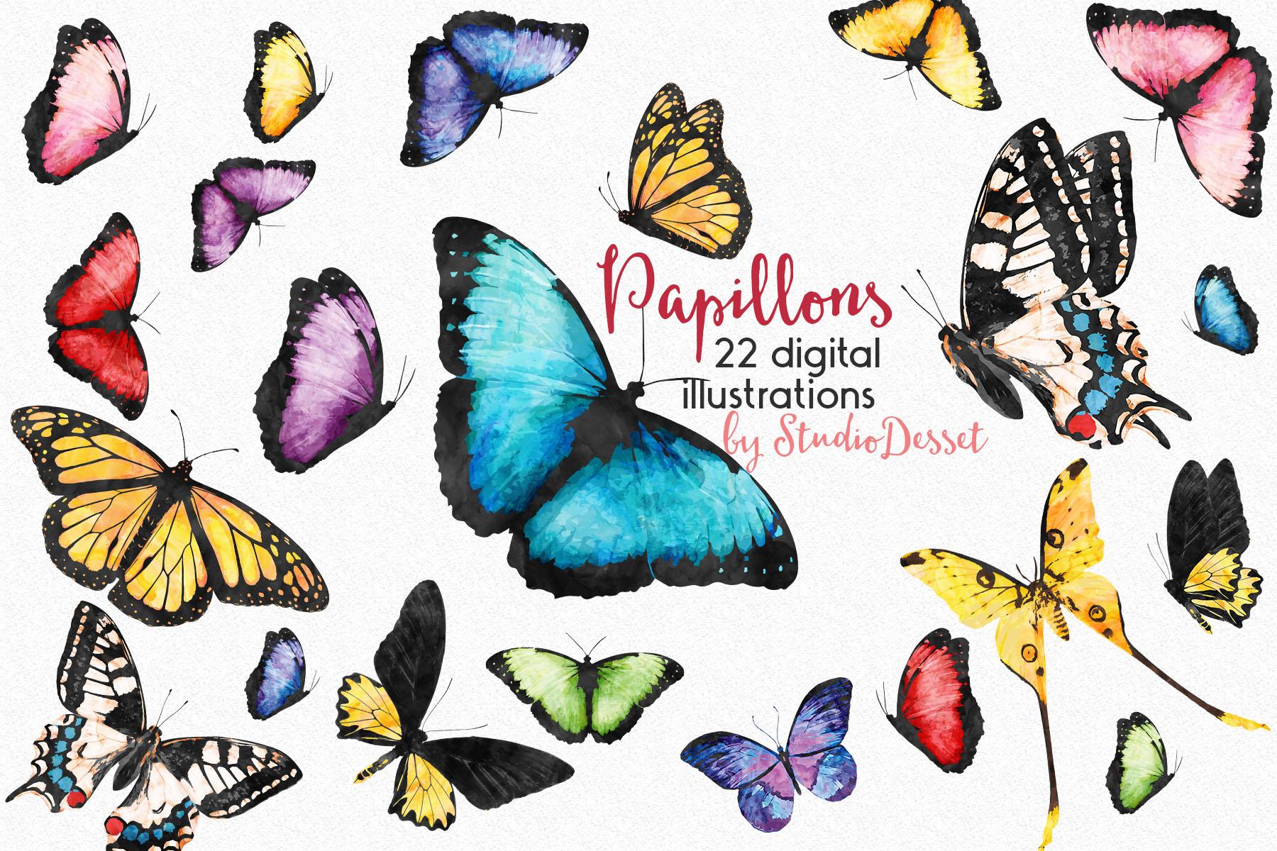 Spring Bundle of Illustrations & Patterns - Sublimation PNG example image 4