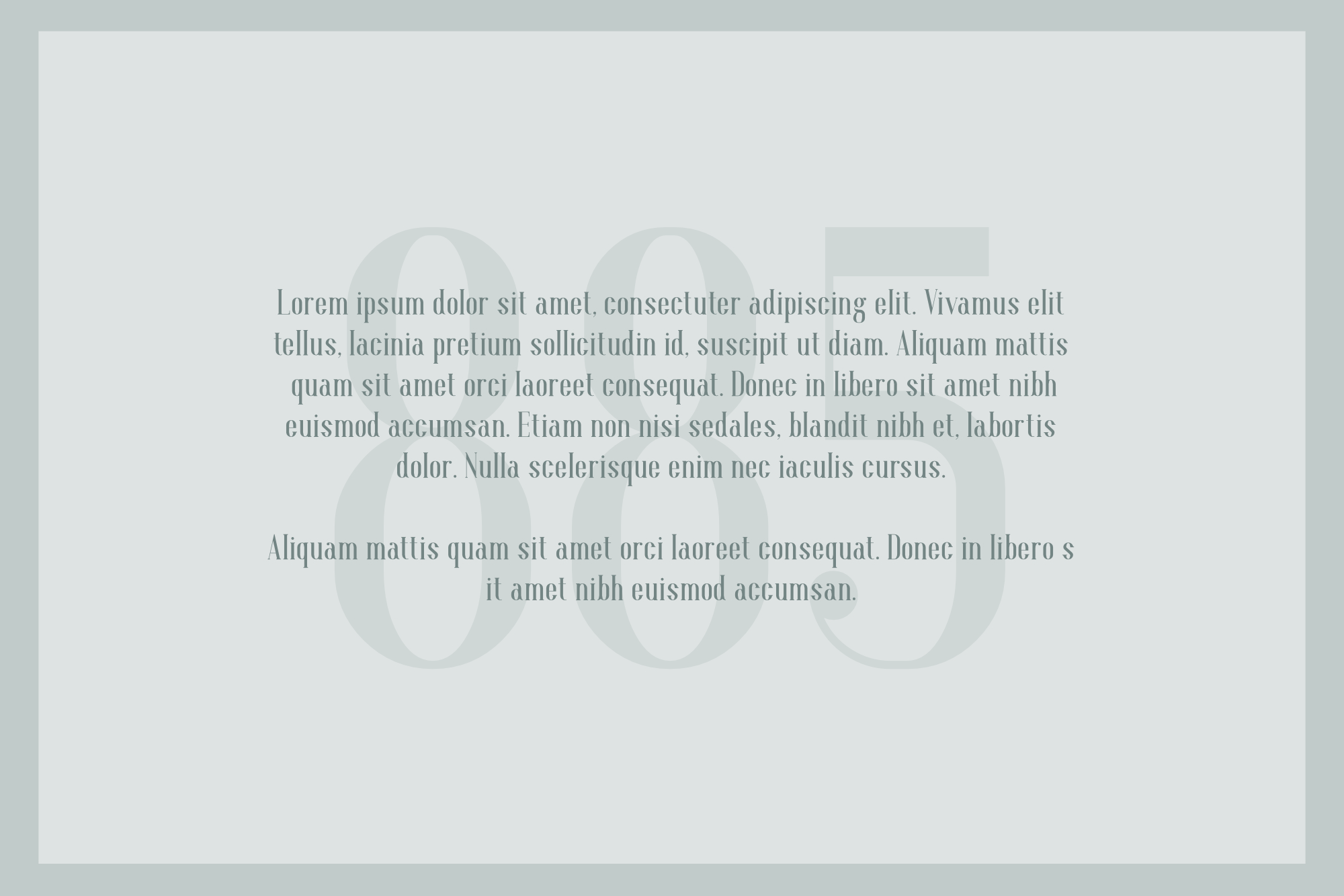 Aglow Serif - 4 Style example image 7