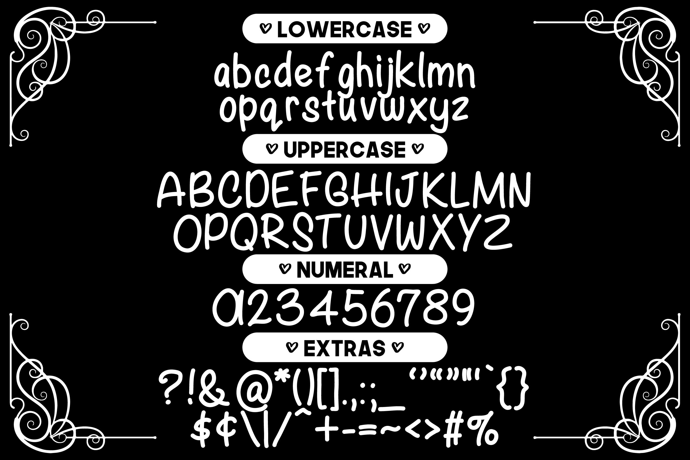 Wise Guy Sans Serif Font example image 2