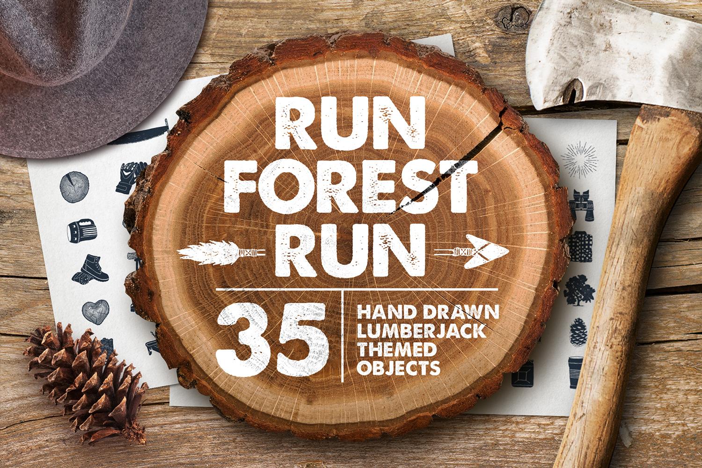 Run, Forest, Run! example image 1
