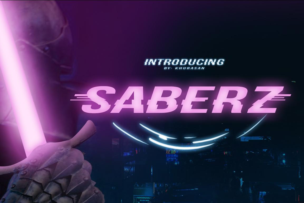 Saberz example image 1