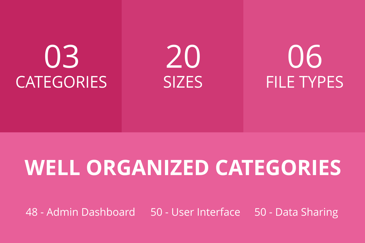 148 Admin Dashboard Glyph Icons example image 3