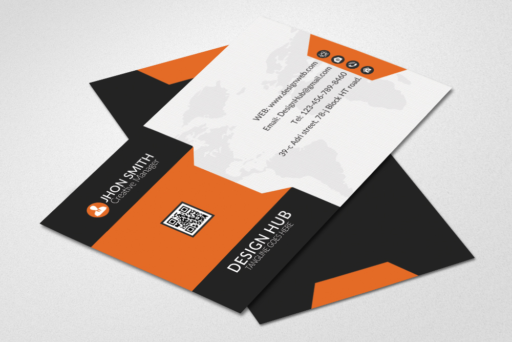 Business Cards Design example image 1