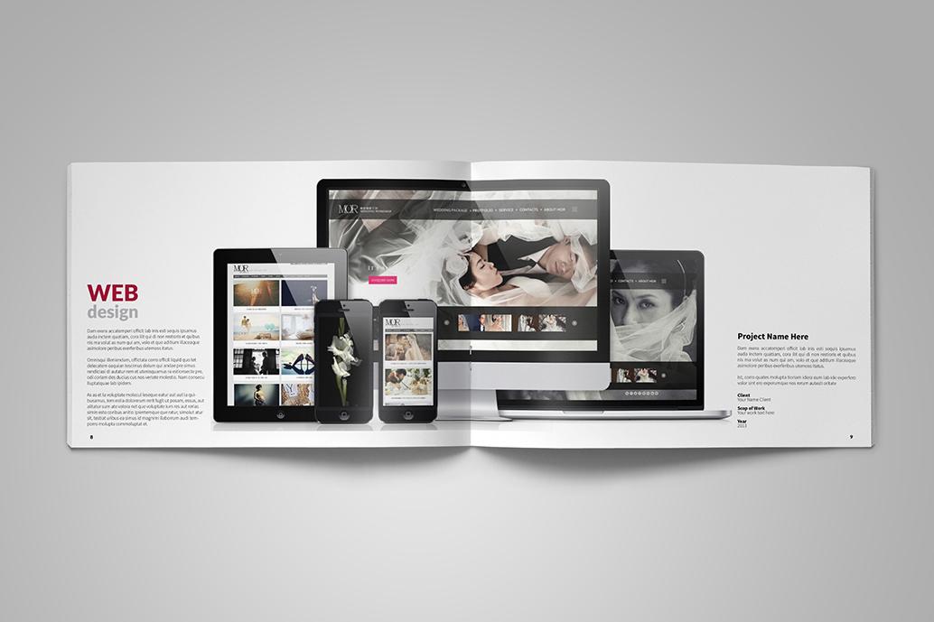 Graphic Designer/Photographer Portfolio example image 5
