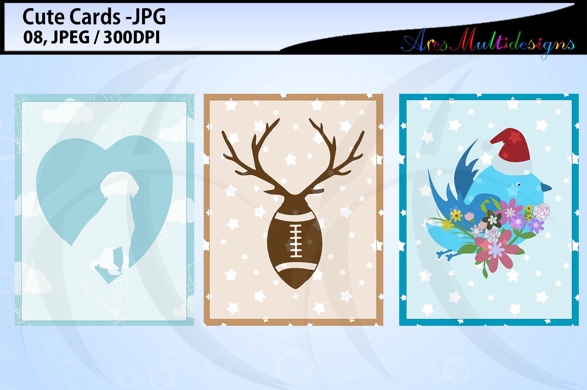 E cards mini bundle example image 4