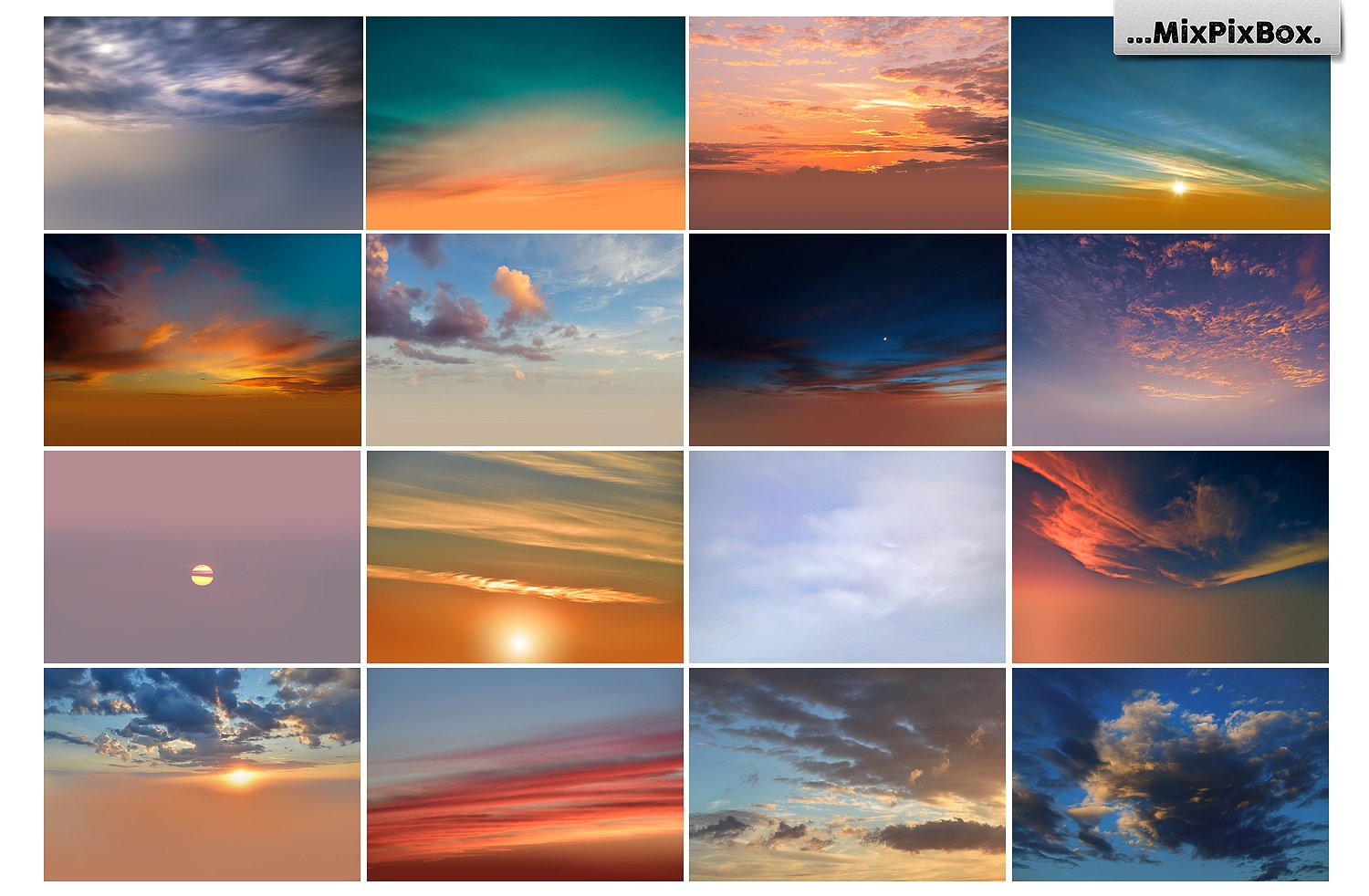 Beautiful Sky Overlays example image 2