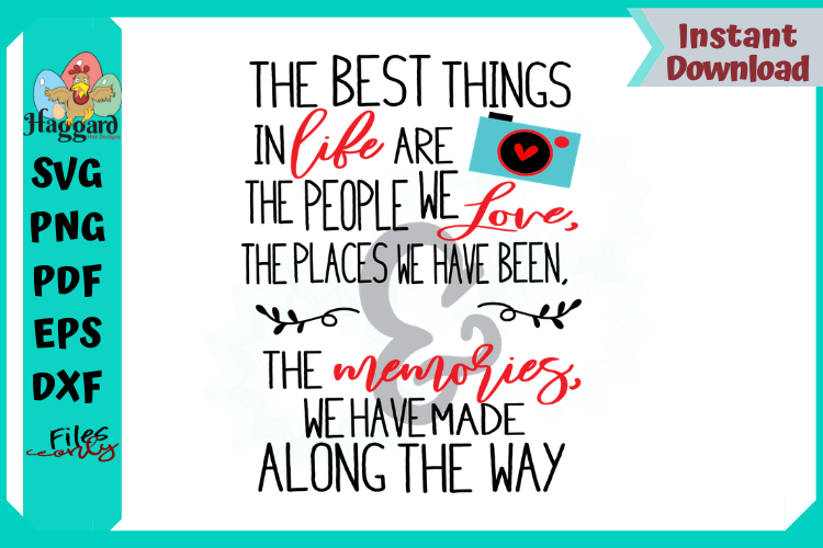 The Best Things in Life example image 1