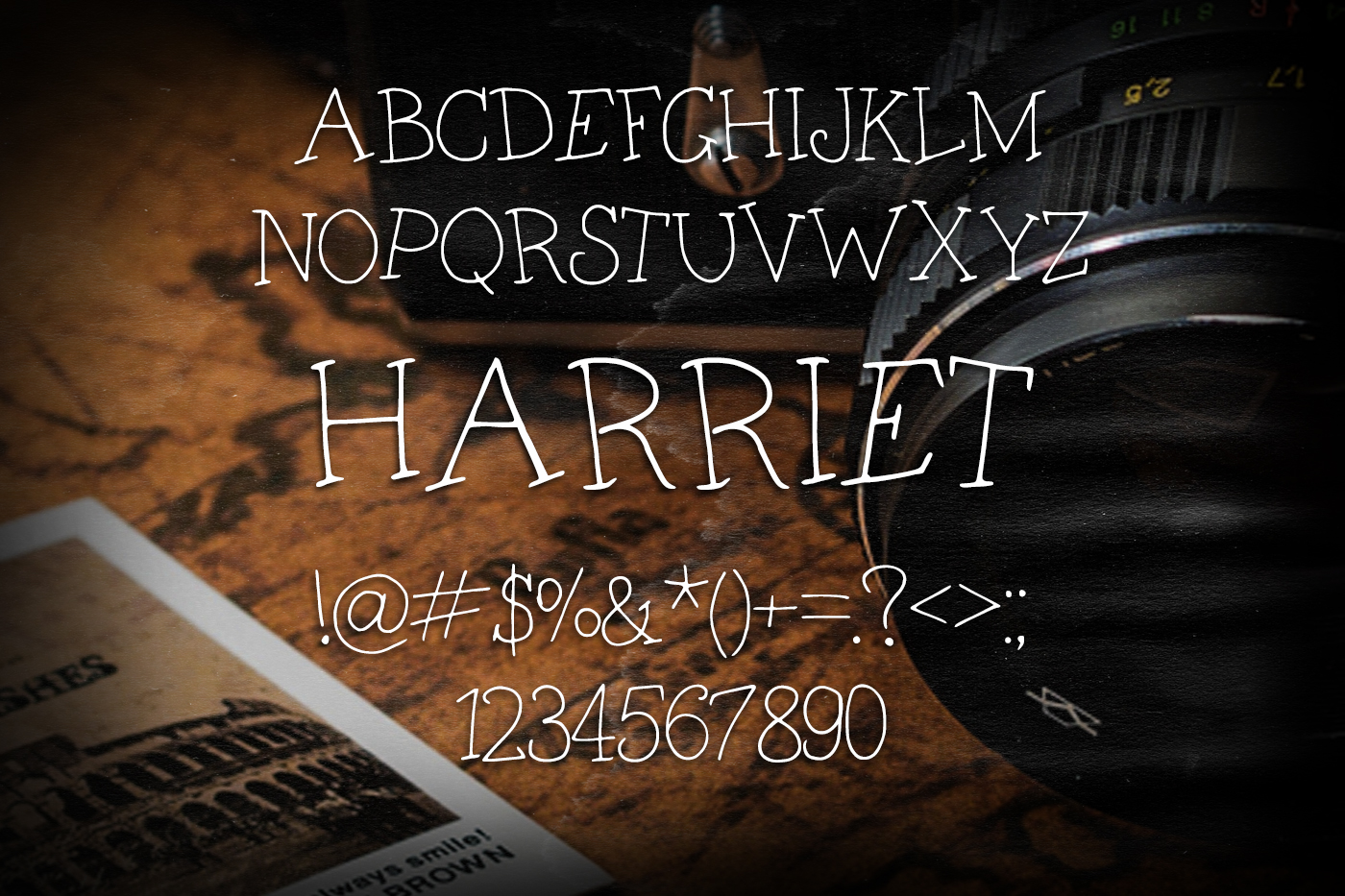 Harriet Font example image 2