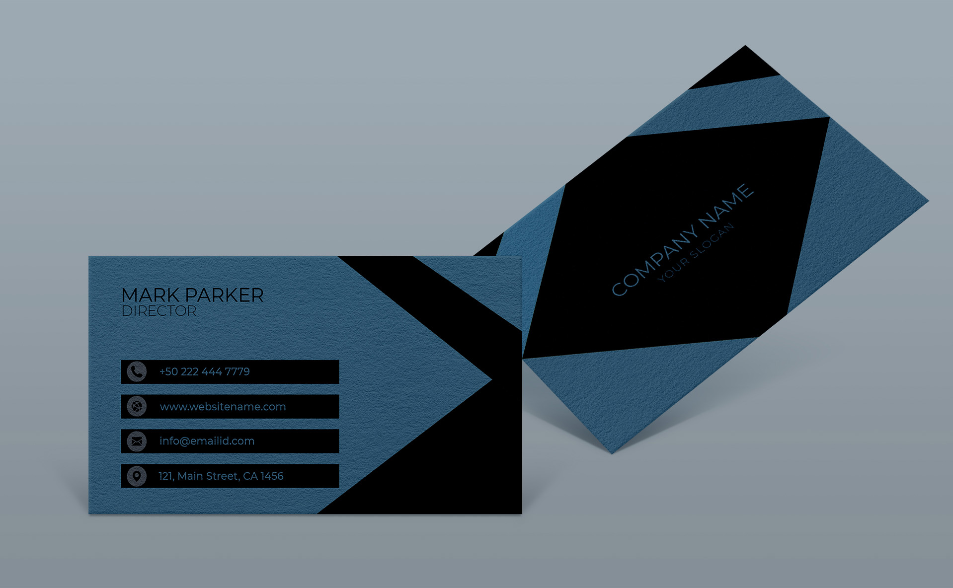 Professional Business card  for everyone example image 2