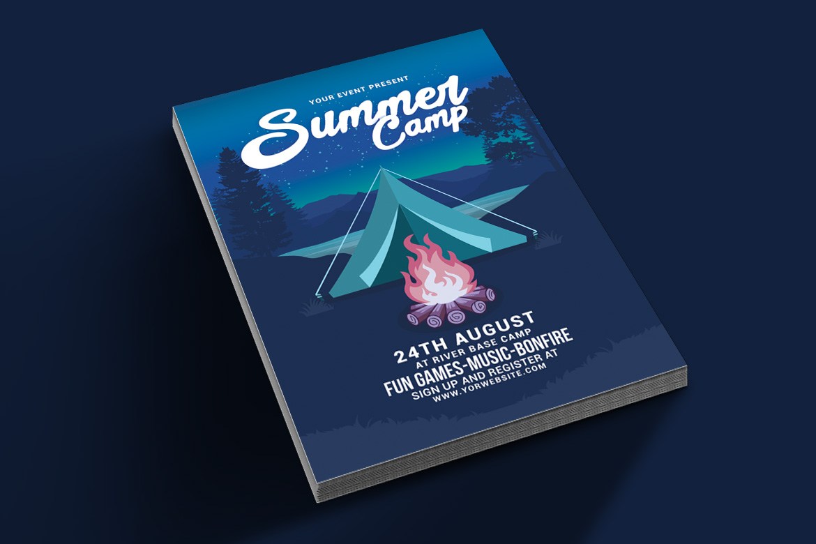 Summer Camp Event example image 2