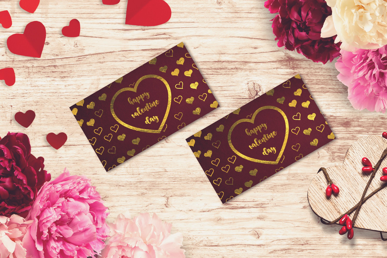 Valentine Card Mock-up #14 example image 1