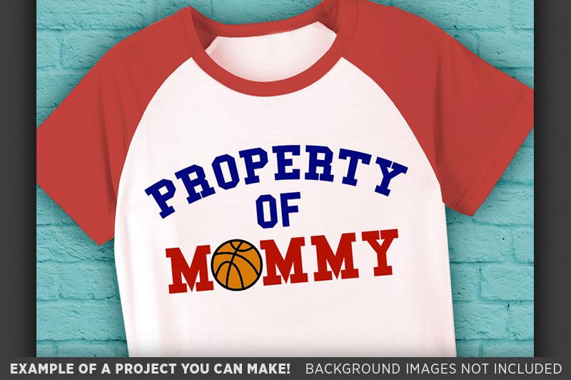 Basketball Shirt For Kids SVG - Basketball Designs - 1019 example image 3