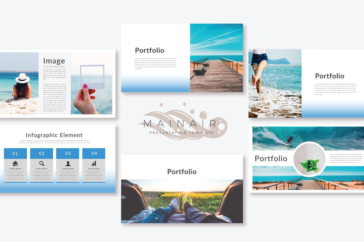 Mainair Pptx Temp example image 5