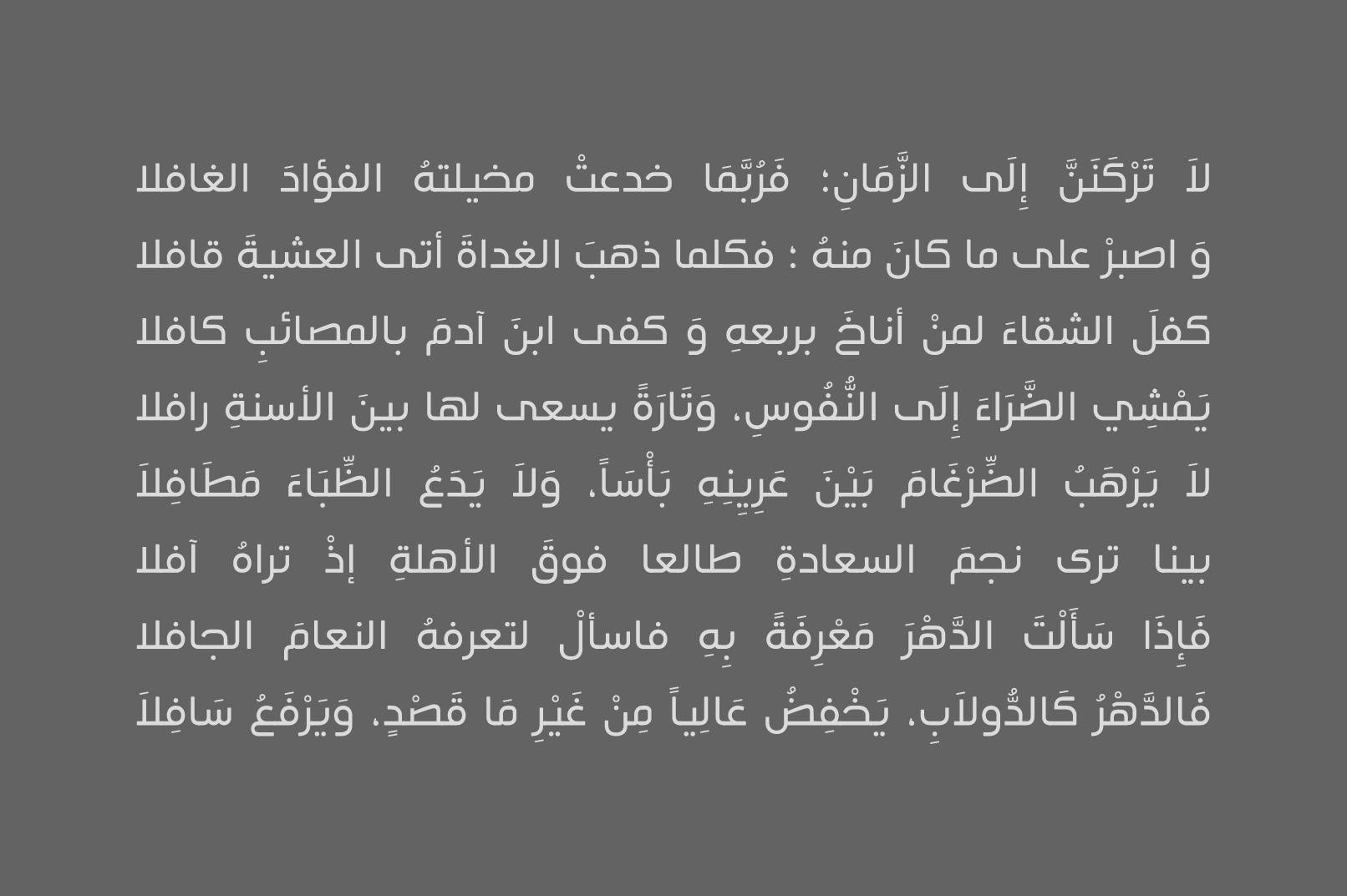 Tasreeh - Arabic Font example image 8